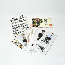 [GOT7]Postcards 90pcs(30pcs+share cards 30pcs+Stickers 48pcs) new versions