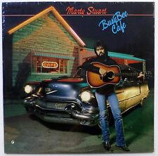 MARTY STUART Busy Bee Cafe LP SEALED country   Lc282