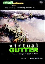 VIRTUAL GUTTER by TWISTED AMBIENCE: RELAX WITH RANCID STREAMS RARE HALLOWEEN DVD