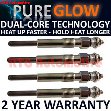 4X FOR ROVER 25 45 STREETWISE MG ZR ZS EXPRESS 2.0 D TD HEATER GLOW PLUGS 73002