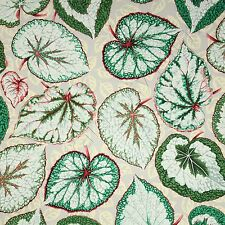 Kaffe Fassett Collective Big Leaf Natural Quilting Quilt Fabric by the Yard