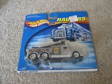 Hot Wheels Haulers Raceway Clean Up Truck MOC 2000 See My Store