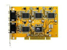 Conexant 878A- PCI 16-Channel Video Capture Card, ANALOG - INCL. BNC CABLES
