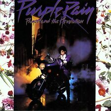 PRINCE and the REVOLUTION 'Purple Rain Soundtrack Vinyl 1984 LP 180-gram RIP NEW