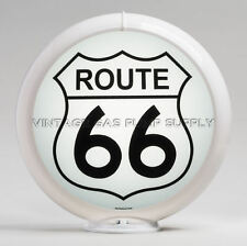"""Route 66 13.5"""" Gas Pump Globe (G174) FREE SHIPPING - U.S. ONLY"""