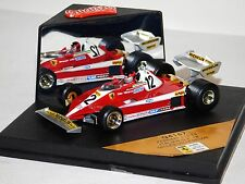 FERRARI 312 T3 #12 ITALIAN GP 1978 GILLES VILLENEUVE QUARTZO Q4167 1:43