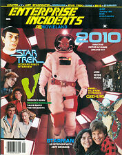 Enterprise Incidents #25 - January 1985 - Star Trek & science fiction fanzine