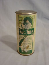 Nu White  Cleaning Powder  by the Ettenson Chemical Company  of N. Y. & Chicago