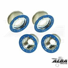 Raptor 700 660 350 250 125  Front  Rear Wheels  Beadlock 10x5  9x8  Alba  SL 41