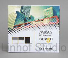 Lee Filters Sev5n Seven5 RF75 Urban Neutral Density Filter Set 70x90mm