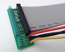 Retro Atari ST Floppy Power/Data Cable Extender 29cm for Gotek Drive Mounting