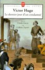 Le Dernier jour d'un condamné Hugo  Victor Occasion Livre