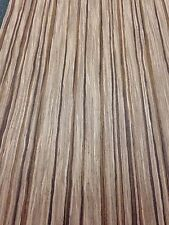 Olive Wood Veneer, wood veneer sheet, 2500mm x 640mm - real wood