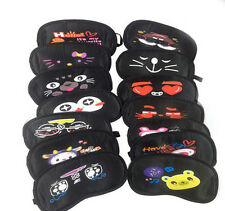Lovely Sleeping Eye Mask Blindfold Shade Travel Sleep aid Cover Light guide Cute