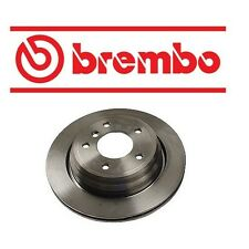 NEW BMW E39 530i 540i 525i Rear Disc Brake Rotor Brembo 34 21 1 163 153