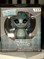Disney Alice in Wonderland CHESHIRE CAT Funko Dorbz Vinyl Figure #117  * MINT