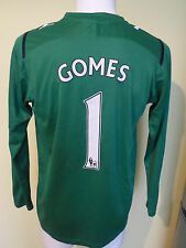 Puma Tottenham Hotspur (MEDIUM) 2009/2010 GK shirt jersey football GOMES 1 #56