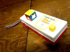 Vintage 1974 Fisher-Price Pocket Camera 464 1973 A Trip to the Zoo Slides NICE
