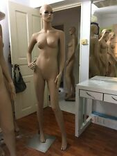 Used Female Full Body Mannequins For Sales