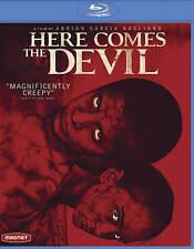 Adrian Garcia Bogliano Film: Here Comes the Devil (Blu-ray Disc, 2014, Sinister)