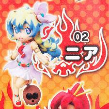 Gurren Lagann R-Style Mini FIgure 02 Nia Bandai JAPAN ANIME BANDAI GAINAX