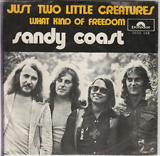 "SANDY COAST - Just Two Little Creatures - Deleted 1972  2-track 7"" single in p/s"