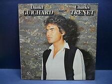 DANIEL GUICHARD chante CHARLES TRENET KS3012 DG453