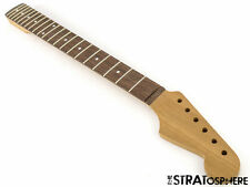 NEW Fender Lic WD Stratocaster Strat Replacement NECK MAHOGANY ROSEWOOD Chunky21