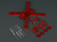 FPV250 Red Ghost Edition LED Night Flyer V4 FPV Quad Copter Frame kit Multi