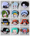 Japanese Anime Video Game Pin Brooch Badge Magnet Clip Handmade Free Shipping