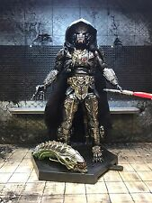 Predator Star Wars Black Series Custom Darth Malgus AWESOME !!