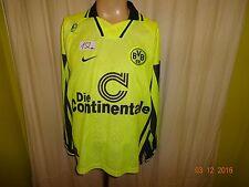 """Borussia dortmund original nike manga larga Camiseta 1996/97 """"el"""" continetale talla XXL"""