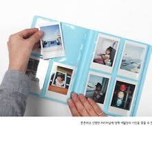 Korea 2nul LARGE Photo Album BK for Fuji 50s 7 8s 90 instax Mini Instant Film