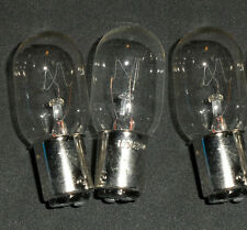 3x Skee-Ball Beacon Light Replacement Bulb *NEW*