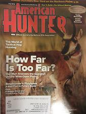 American Hunter Magazine July 2012 Disease Hammers Deer Herd on Northern Plains