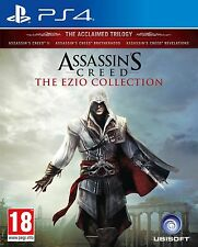 Assassins Creed Ezio Collection PS4