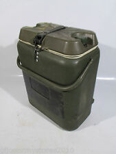 Army MOD 18L Norwegian Hot Cold Food Drink Insulated Container Picnic Box G2