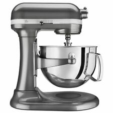 KitchenAid RKP26M1XQG Liquid Graphite 6-quart Pro 600 Tilt-Head Stand Mixer (Ref