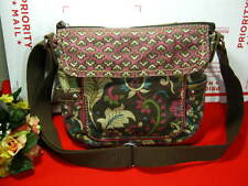 WOMENS FOSSIL MESSENGER SHOULDER BAG HANDBAG