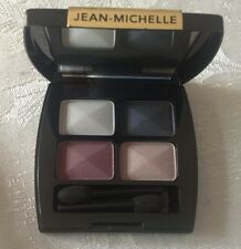 Jean Michelle Quartette Lumineux Eyeshadow Plum Fantaisie
