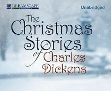 The Christmas Stories of Charles Dickens by Charles Dickens (2013, MP3 CD,...