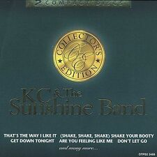 KC & the Sunshine Band 2 CD SET.The Very Best of ..GREATEST HITS