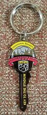 "COLUMBUS CREW INAUGURAL SEASON 1999  ""KEY to the STADIUM"" Key Ring"