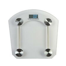 350lb Digital Personal Scale Bathroom Fitness Body Weight Watcher Glass LCD