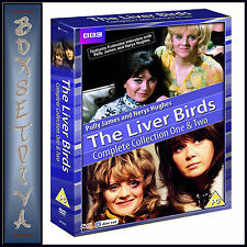 THE LIVER BIRDS COLLECTION - ONE & TWO *BRAND NEW DVD BOXSET*