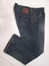 RALPH LAUREN  ~ Mens  ASHMORE ORIGINAL Jeans ~ Sz 38/40 x 30 ~ EXCELLENT