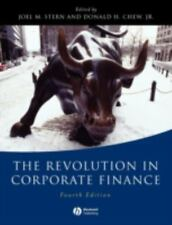 The Revolution in Corporate Finance by Joel M. Stern (2003, Paperback, Revised)