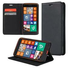 Microsoft Lumia 650 Wallet Flip Case Cover Magnet Bag Bumper Sleeve Protect