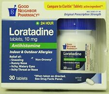 GNP Non-Drowsy Loratadine 10mg (30 Tablets)