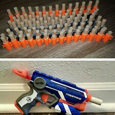 Highly Modified Nerf Firestrike Blaster Gun with 100 Stephan Darts Combo Pack